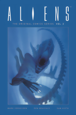 Aliens_The Original Comics Series_Vol. 2_HC