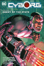 Cyborg_Vol. 2_Enemy Of The State