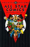 DC Archive Editions_All Star Comics Archives_Vol. 3_HC