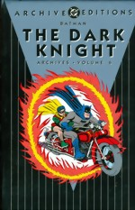 DC Archive Editions_Batman_The Dark Knight Archives_Vol. 6_HC
