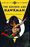 DC Archive Editions_Golden Age Hawkman Archives_Vol. 1_HC