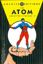 DC Archive Editions_Atom Archives_Vol. 2_HC