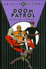 DC Archive Editions_Doom Patrol Archives_Vol. 3_HC