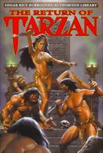 Return Of Tarzan_HC_ERB Authorized Library Vol. 2