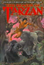 Beasts Of Tarzan_HC_ERB Authorized Library Vol. 3