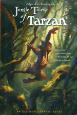 Jungle Tales Of Tarzan_HC