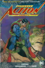 Superman_Action Comics_The Oz Effect Deluxe 3D Cover Edition_HC
