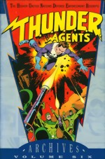 THUNDER Agents_Archives_Vol. 6_HC