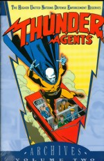 THUNDER Agents_Archives_Vol. 2_HC